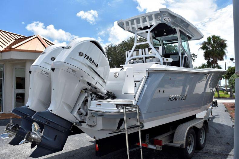 Thumbnail 8 for New 2021 Blackfin 272CC boat for sale in Vero Beach, FL
