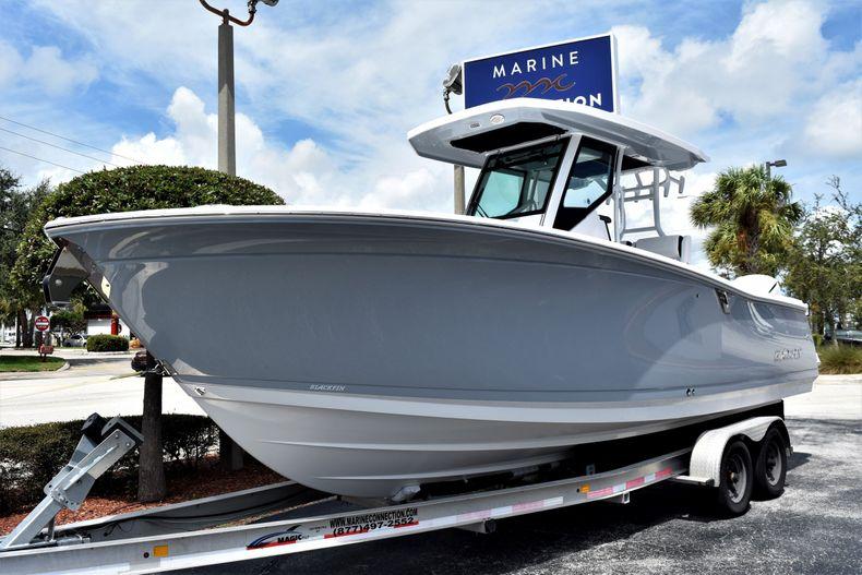 Thumbnail 1 for New 2021 Blackfin 272CC boat for sale in Vero Beach, FL