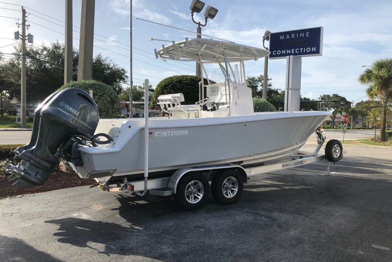 Thumbnail 0 for Used 2020 Contender 25 Tournament boat for sale in Vero Beach, FL