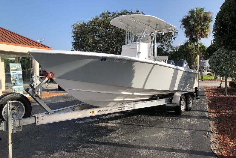 Thumbnail 1 for Used 2020 Contender 25 Tournament boat for sale in Vero Beach, FL