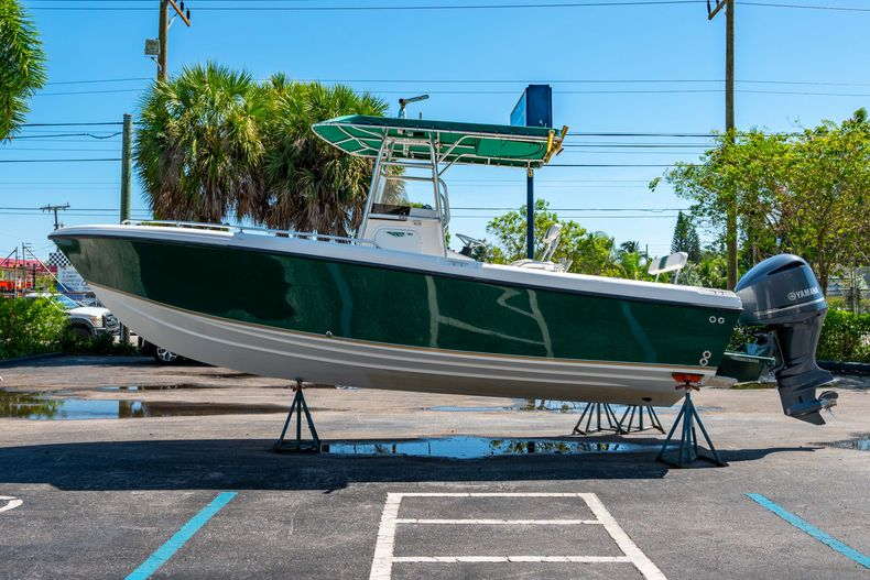 Thumbnail 6 for Used 2004 Bluewater 2350 Center Console boat for sale in West Palm Beach, FL