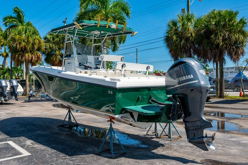 Thumbnail 7 for Used 2004 Bluewater 2350 Center Console boat for sale in West Palm Beach, FL