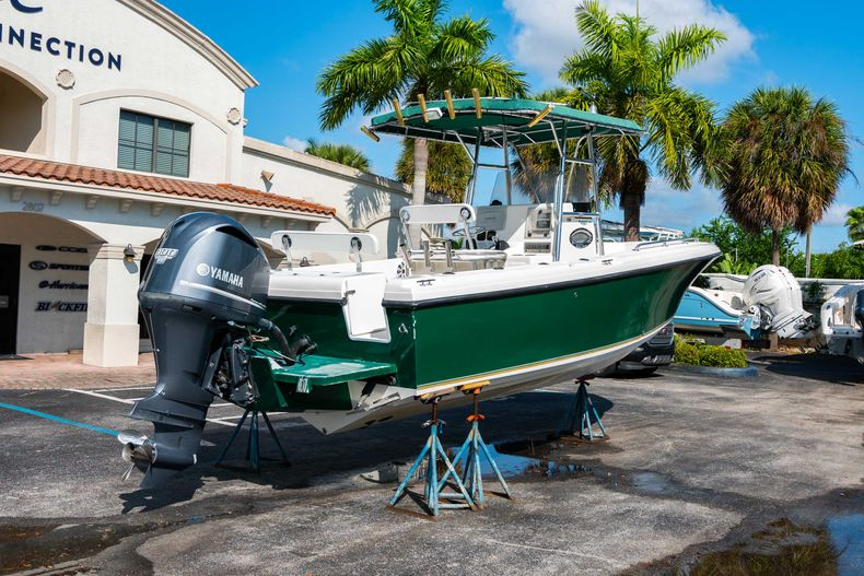 Thumbnail 10 for Used 2004 Bluewater 2350 Center Console boat for sale in West Palm Beach, FL