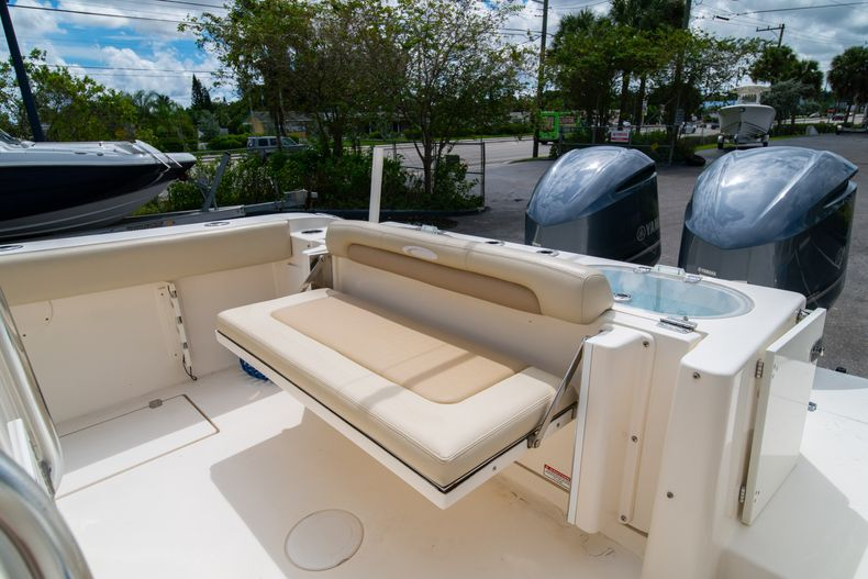 Thumbnail 20 for Used 2013 Cobia 296 Center Console boat for sale in West Palm Beach, FL