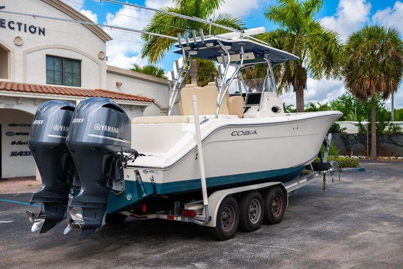 Thumbnail 10 for Used 2013 Cobia 296 Center Console boat for sale in West Palm Beach, FL