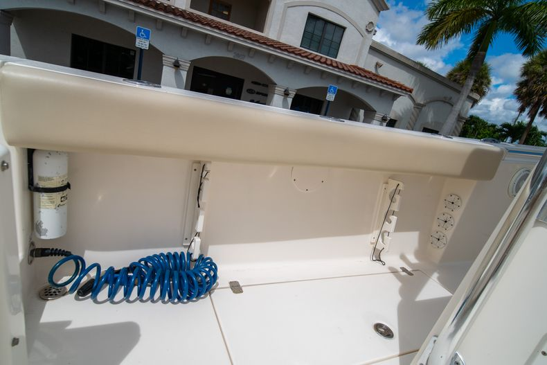 Thumbnail 28 for Used 2013 Cobia 296 Center Console boat for sale in West Palm Beach, FL