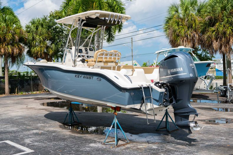 Thumbnail 7 for Used 2014 Key West 239FS Center Console boat for sale in West Palm Beach, FL