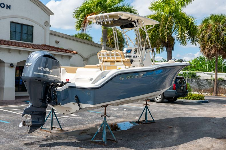 Thumbnail 10 for Used 2014 Key West 239FS Center Console boat for sale in West Palm Beach, FL