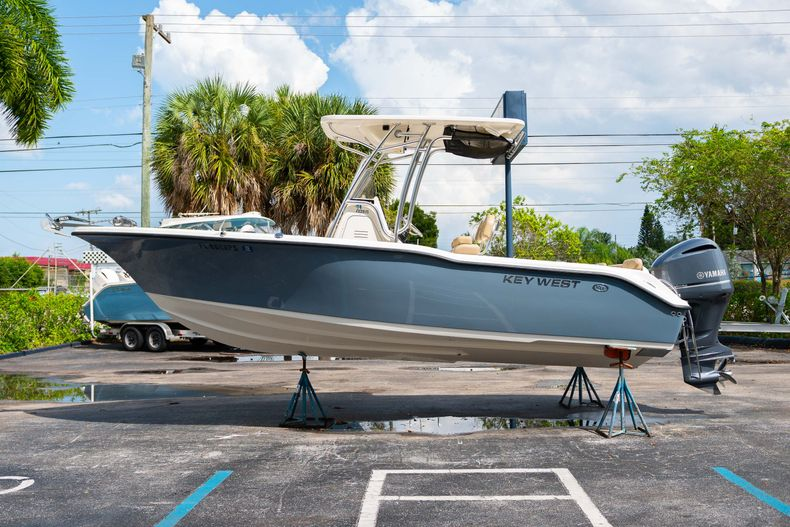 Thumbnail 6 for Used 2014 Key West 239FS Center Console boat for sale in West Palm Beach, FL