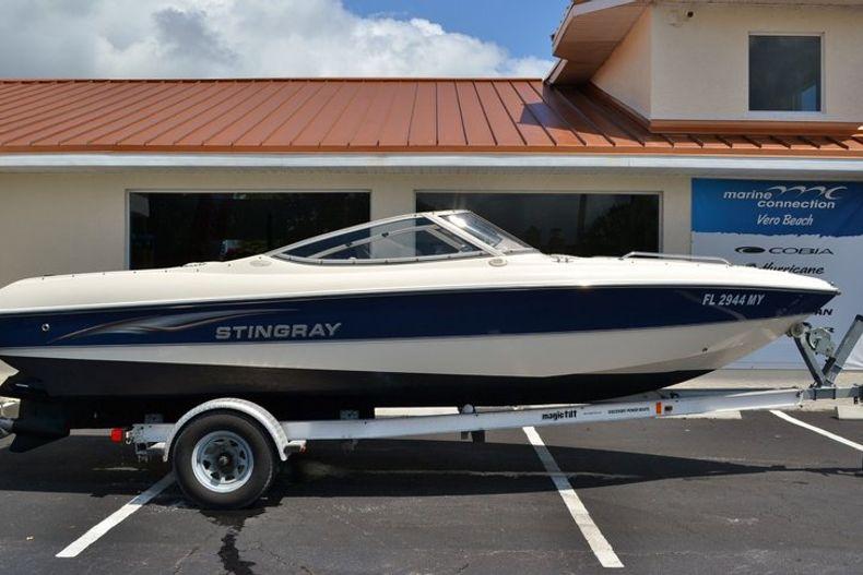 Image 1 for 2004 Stingray 200 LX in Vero Beach, FL