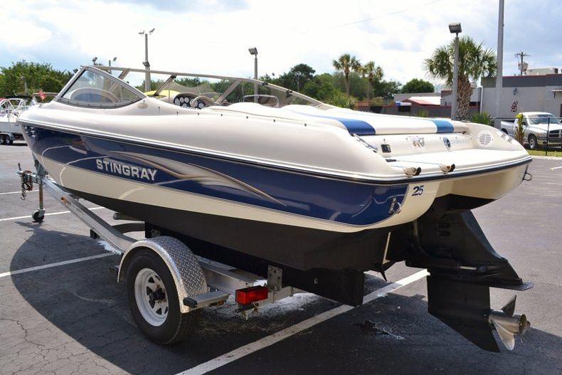 Image 5 for 2004 Stingray 200 LX in Vero Beach, FL