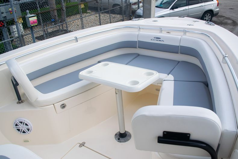 Thumbnail 38 for Used 2019 Cobia 261 CC boat for sale in Miami, FL
