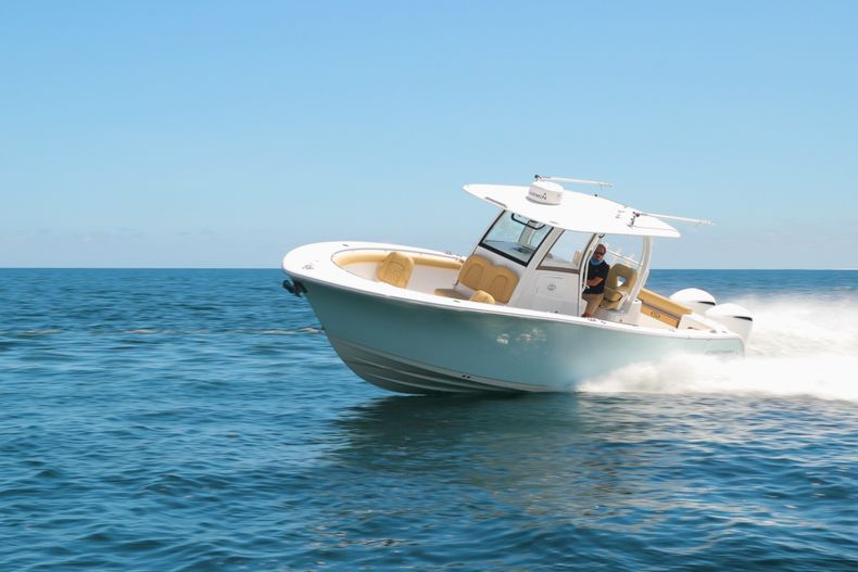 Thumbnail 1 for New 2021 Sportsman Open 302 Center Console boat for sale in West Palm Beach, FL