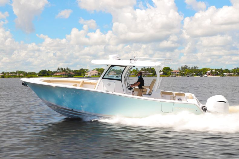 Thumbnail 2 for New 2021 Sportsman Open 302 Center Console boat for sale in West Palm Beach, FL