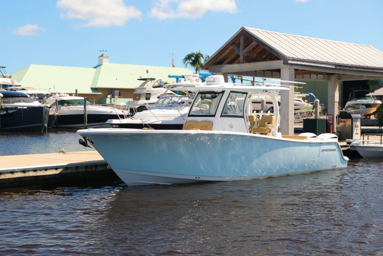 Thumbnail 5 for New 2021 Sportsman Open 302 Center Console boat for sale in West Palm Beach, FL