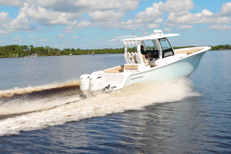 Thumbnail 4 for New 2021 Sportsman Open 302 Center Console boat for sale in West Palm Beach, FL