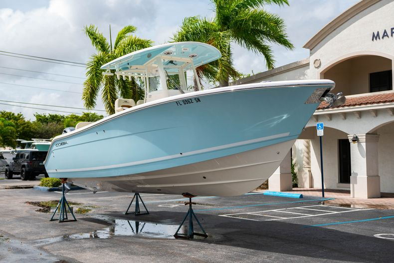 Thumbnail 1 for Used 2020 Cobia 280 CC boat for sale in West Palm Beach, FL