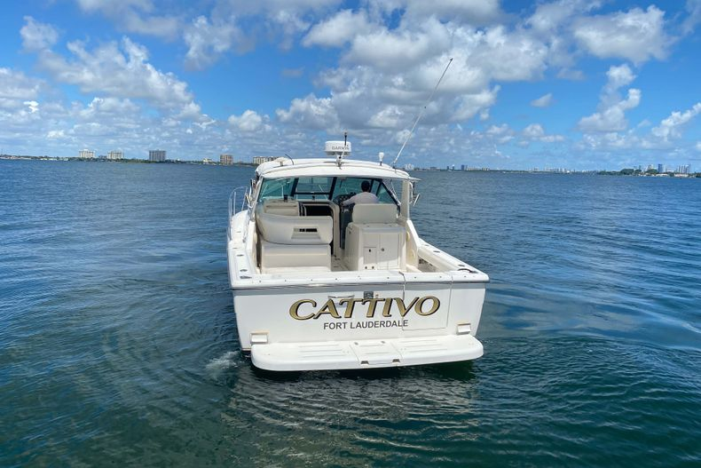 Thumbnail 3 for Used 2001 Tiara Yachts 3100 Open boat for sale in West Palm Beach, FL