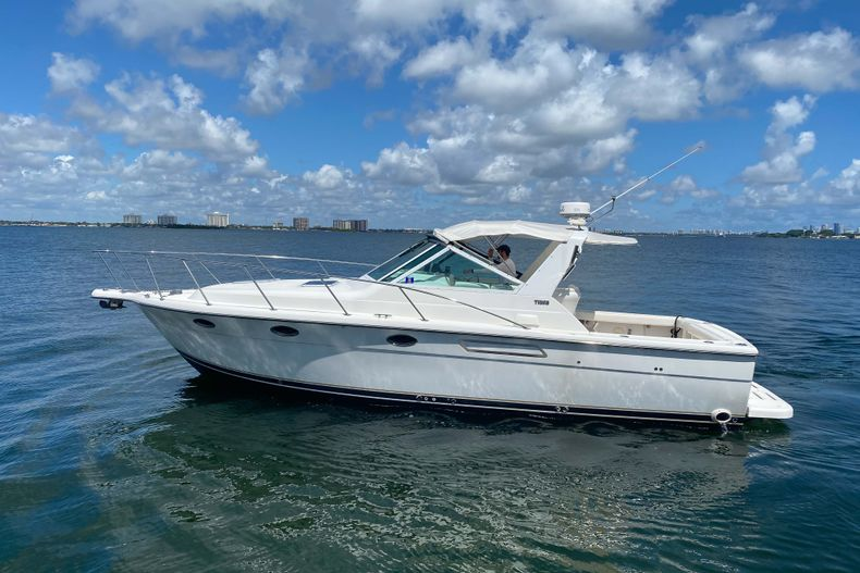 Thumbnail 1 for Used 2001 Tiara Yachts 3100 Open boat for sale in West Palm Beach, FL
