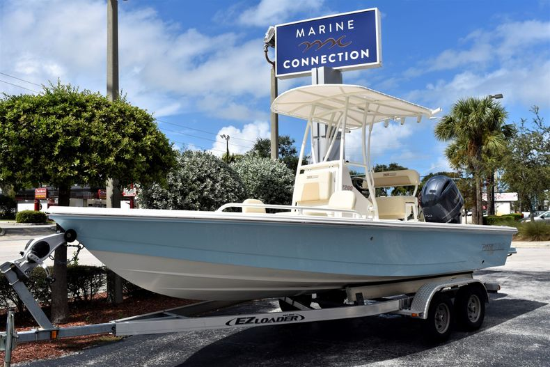 Thumbnail 1 for New 2021 Pathfinder 2200 TRS boat for sale in Vero Beach, FL