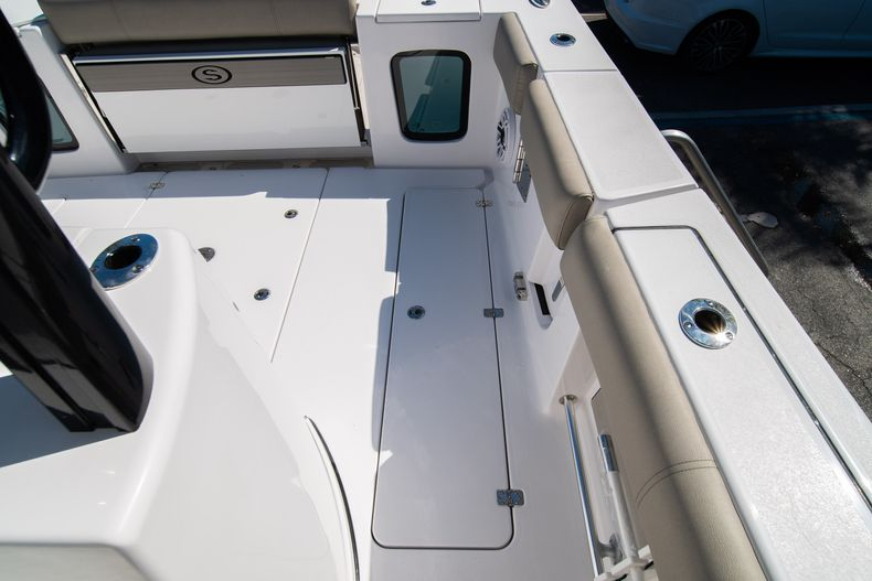 Thumbnail 30 for New 2021 Sportsman Open 352 Center Console boat for sale in West Palm Beach, FL