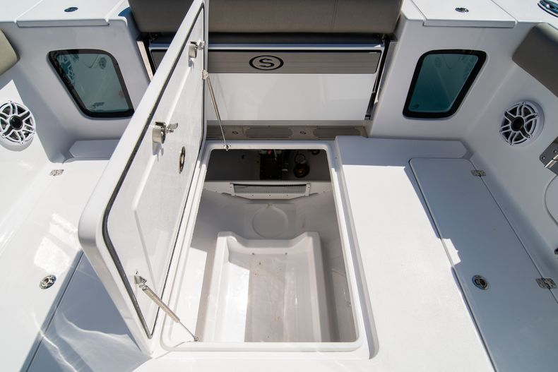 Thumbnail 18 for New 2021 Sportsman Open 352 Center Console boat for sale in West Palm Beach, FL