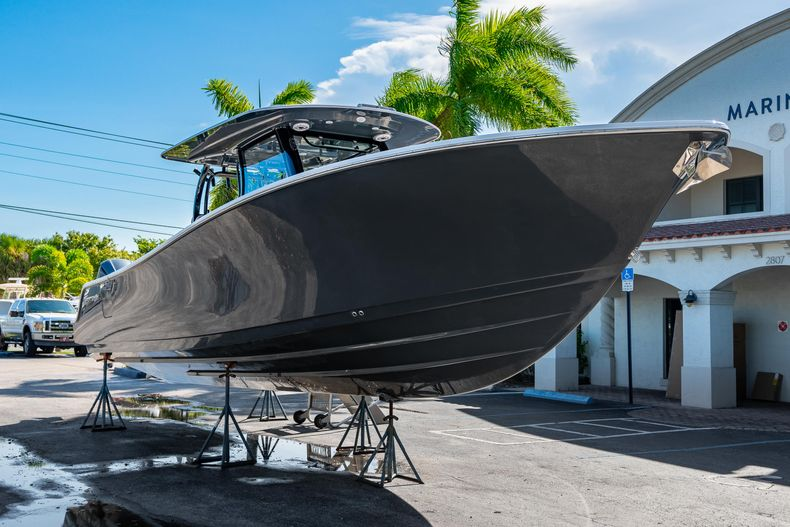 Thumbnail 1 for New 2021 Sportsman Open 352 Center Console boat for sale in West Palm Beach, FL