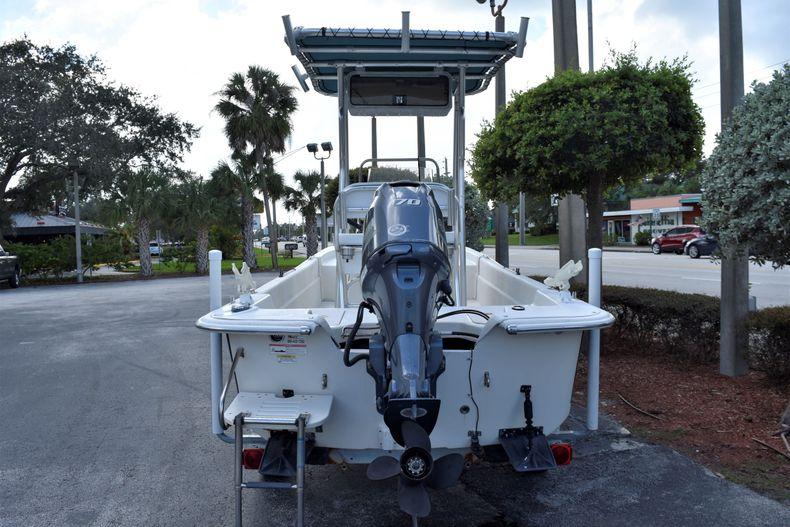 Thumbnail 4 for Used 2015 Carolina Skiff 18 JVX boat for sale in Miami, FL