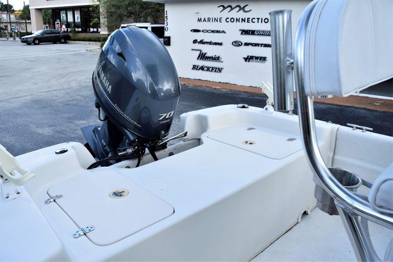 Thumbnail 14 for Used 2015 Carolina Skiff 18 JVX boat for sale in Miami, FL