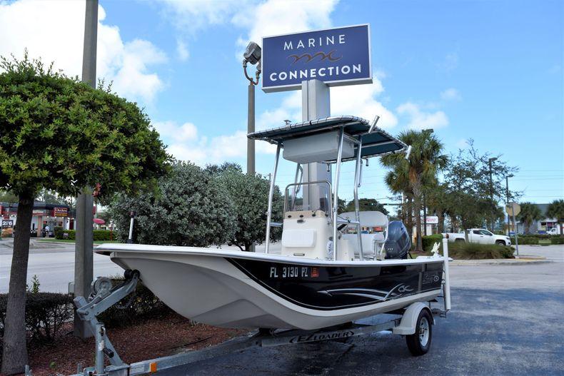 Thumbnail 1 for Used 2015 Carolina Skiff 18 JVX boat for sale in Miami, FL
