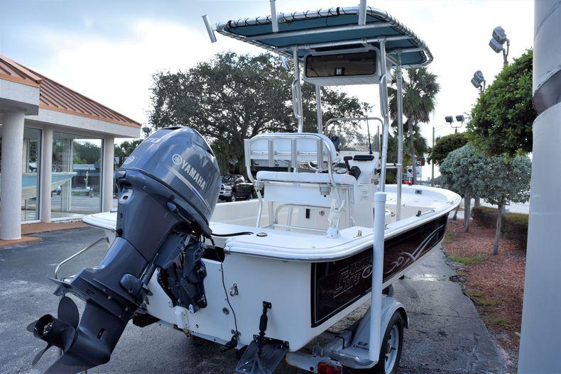 Thumbnail 5 for Used 2015 Carolina Skiff 18 JVX boat for sale in Miami, FL