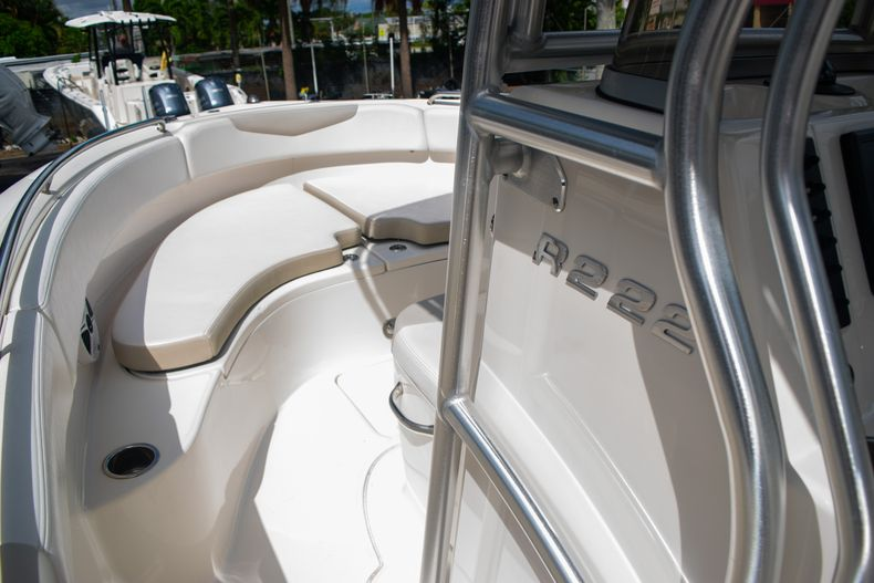 Thumbnail 33 for Used 2014 Robalo R222 Center Console boat for sale in West Palm Beach, FL