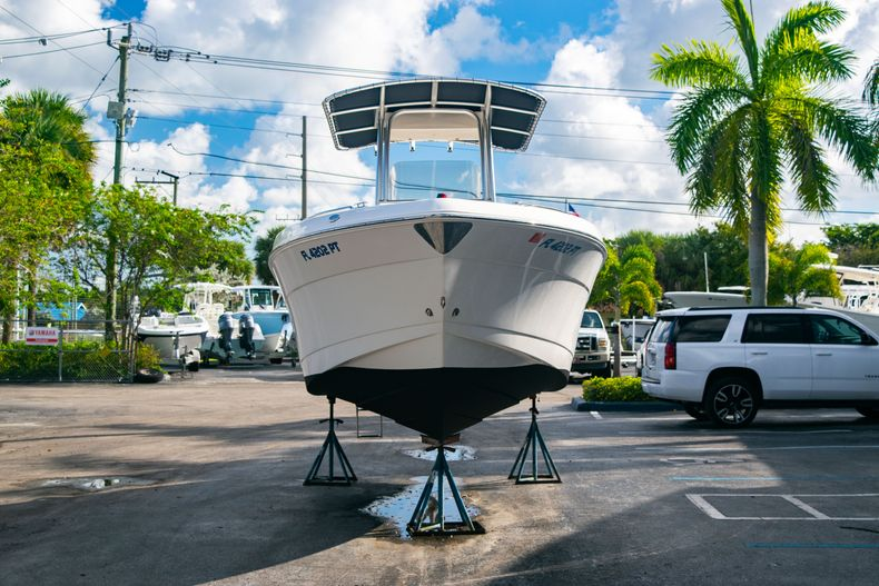 Thumbnail 2 for Used 2014 Robalo R222 Center Console boat for sale in West Palm Beach, FL