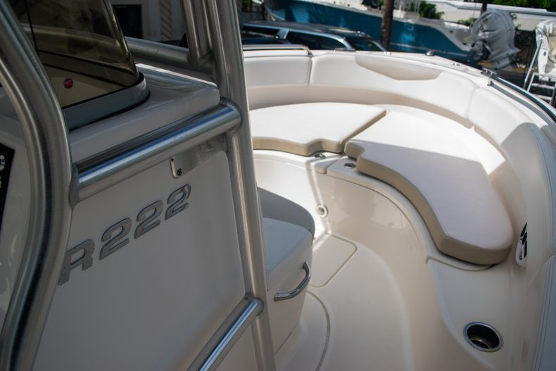 Thumbnail 32 for Used 2014 Robalo R222 Center Console boat for sale in West Palm Beach, FL