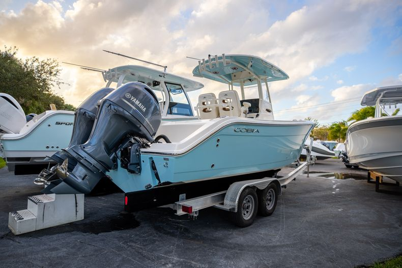 New 2021 Cobia 262 CC boat for sale in West Palm Beach, FL