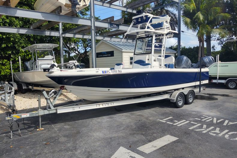 Thumbnail 1 for Used 2019 Robalo 246 Cayman SD boat for sale in Islamorada, FL