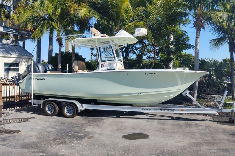 Image 0 for 2019 Sportsman Open 252 Center Console in Islamorada, FL