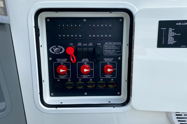 Thumbnail 19 for New 2021 Cobalt A36 boat for sale in West Palm Beach, FL