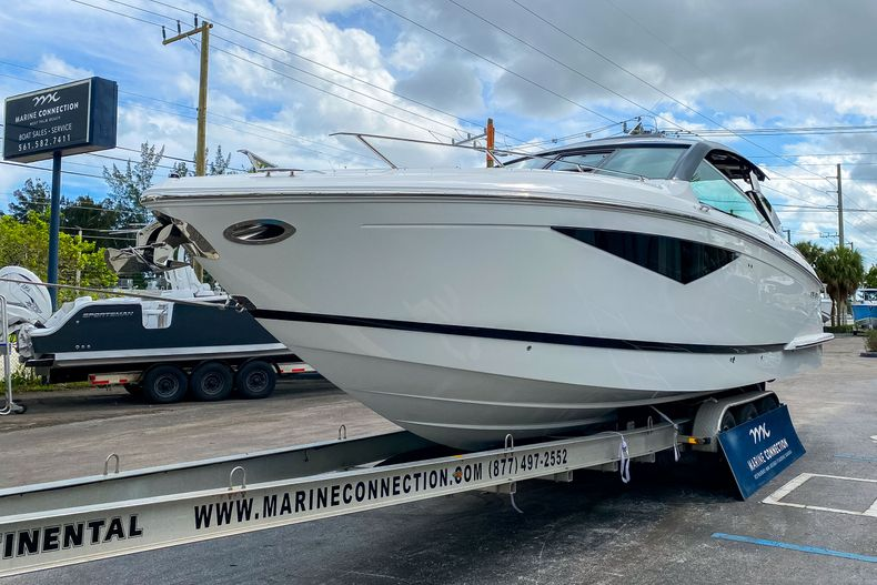 Thumbnail 3 for New 2021 Cobalt A36 boat for sale in West Palm Beach, FL