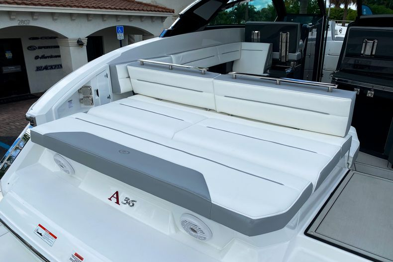 Thumbnail 12 for New 2021 Cobalt A36 boat for sale in West Palm Beach, FL
