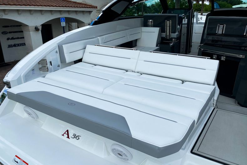 Thumbnail 13 for New 2021 Cobalt A36 boat for sale in West Palm Beach, FL