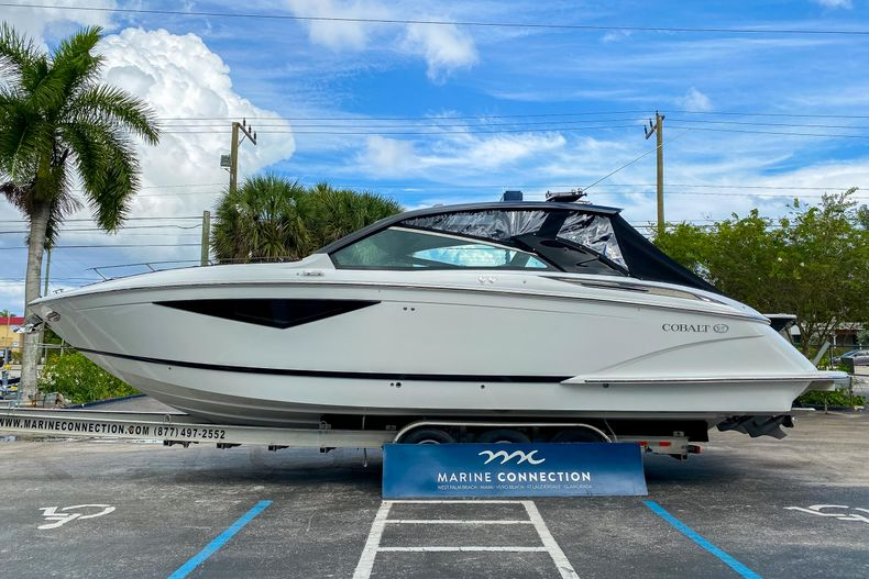 Thumbnail 5 for New 2021 Cobalt A36 boat for sale in West Palm Beach, FL