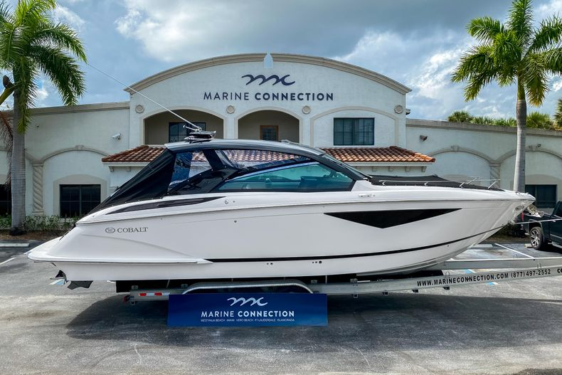Thumbnail 1 for New 2021 Cobalt A36 boat for sale in West Palm Beach, FL