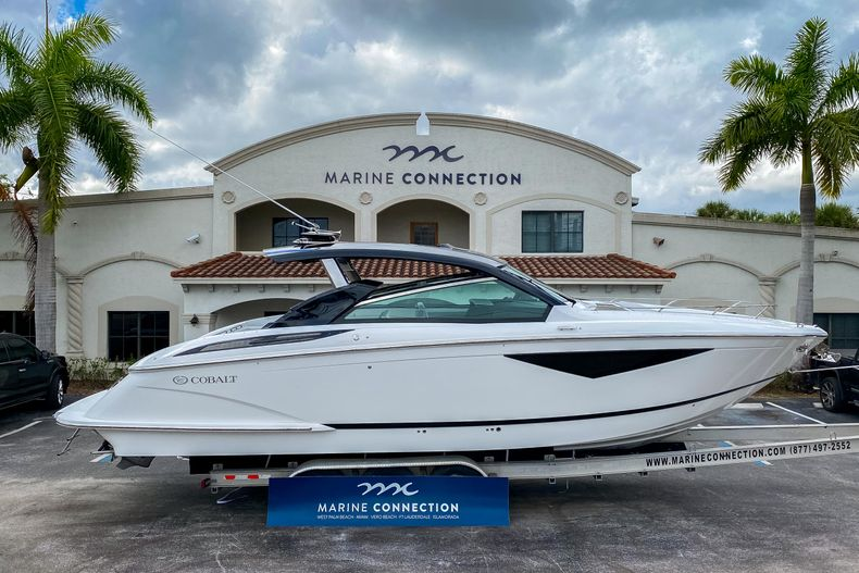 New 2021 Cobalt A36 boat for sale in West Palm Beach, FL