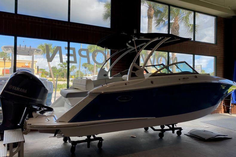 Thumbnail 1 for New 2021 Cobalt 23SC boat for sale in Stuart, FL