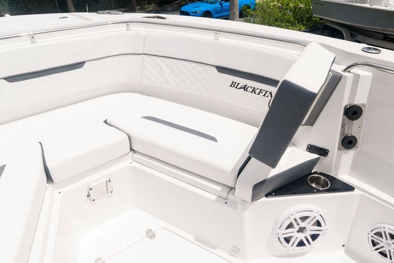 Image 31 for 2021 Blackfin 272CC in West Palm Beach, FL