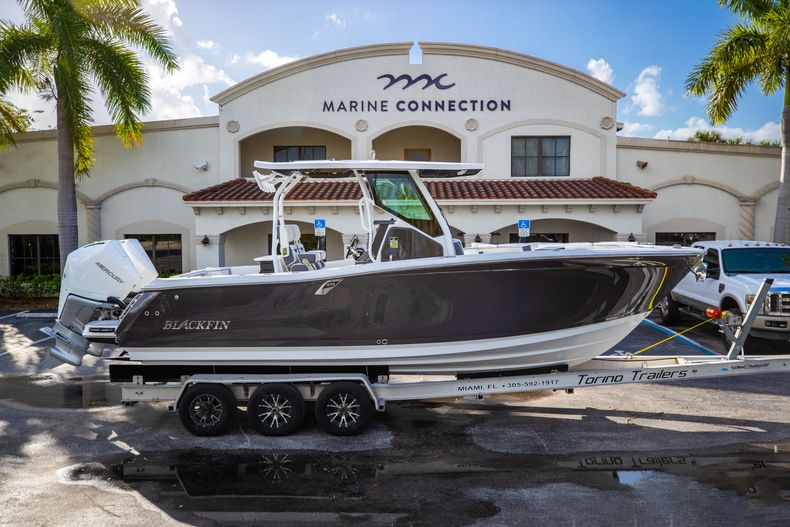 New 2021 Blackfin 272CC boat for sale in Vero Beach, FL
