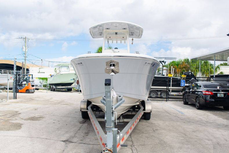 Thumbnail 2 for Used 2021 Cobia 262 CC boat for sale in Fort Lauderdale, FL