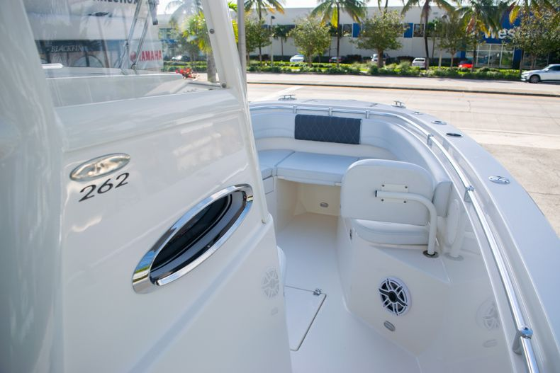 Thumbnail 38 for Used 2021 Cobia 262 CC boat for sale in Fort Lauderdale, FL