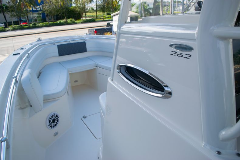 Thumbnail 39 for Used 2021 Cobia 262 CC boat for sale in Fort Lauderdale, FL